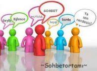 sohbet ortamları